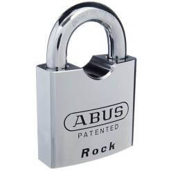 Abus Padlock - 83/60 The Rock Steel Padlock