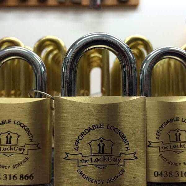 The Lock Guy specialises in Abus padlocks and welcome work in this field